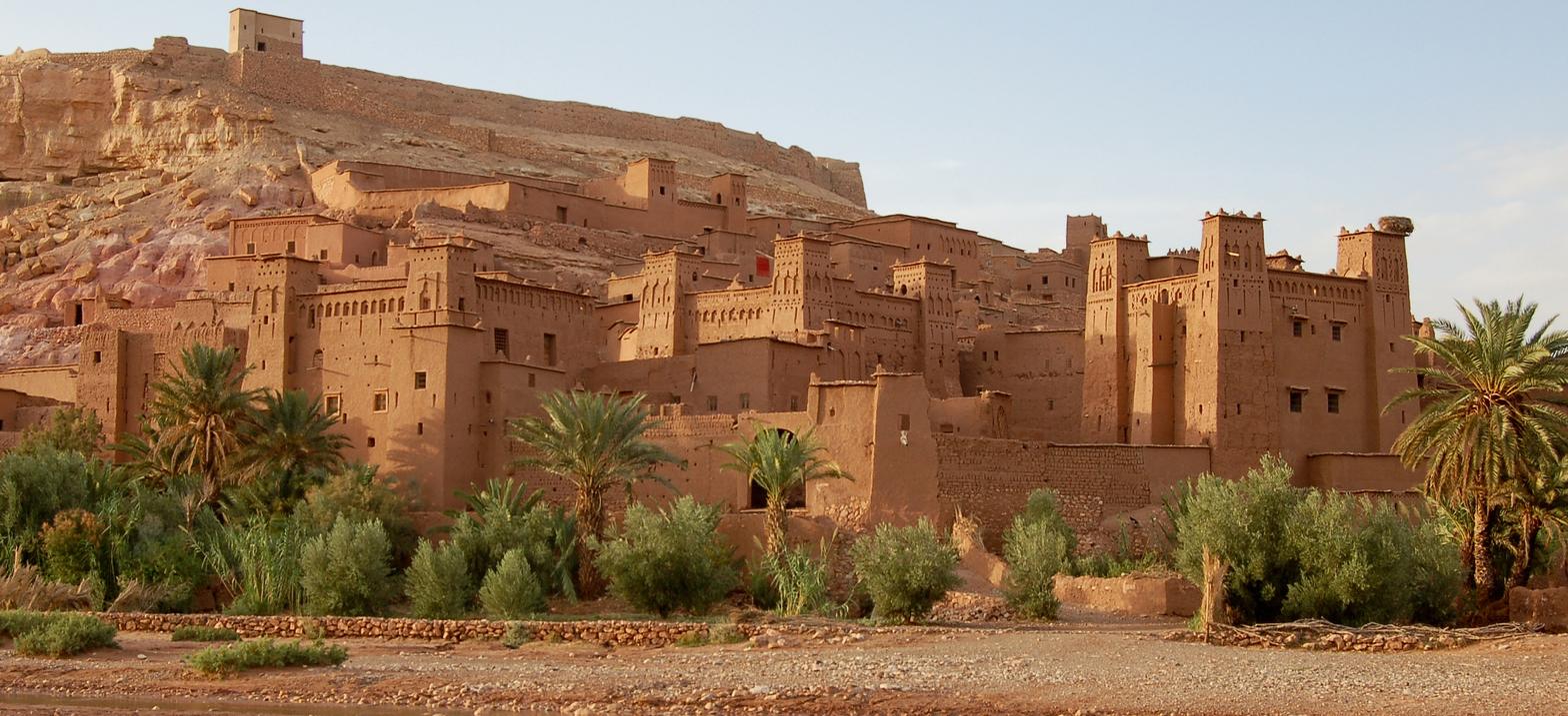 Marokko Rundreise Ouarzazate