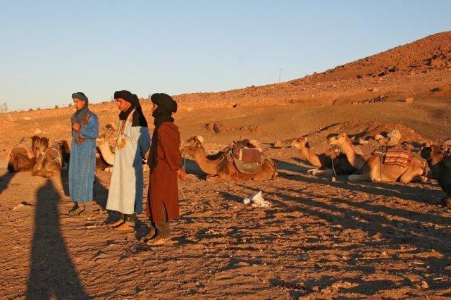 Wüsten Tour