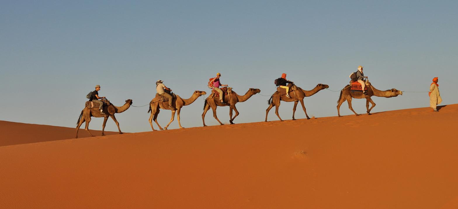 Marokko-Rundreisen Wüstentour