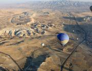 Ballonfahrt Marokko