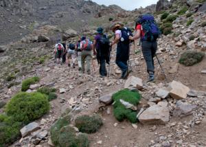 Trekking Tour auf den Toubkal